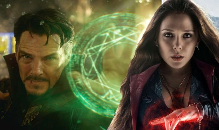 WandaVision theory: Wanda has released Doctor Strange's ...