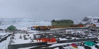 Study: Antarctic Science Hub Takes Shape Amid Complex Construction Season