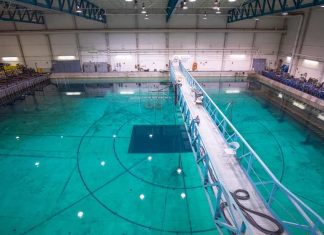Technology Research Center: Water Suvival Equipment Tested By NASA At Texas A&M