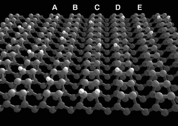 Scientists first to link silicon atoms on surfaces